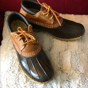L.L.Bean Duck Boot women's 6